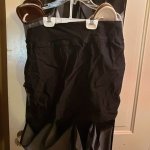 Maurices Skirts - Maurices Black Skirt Size M